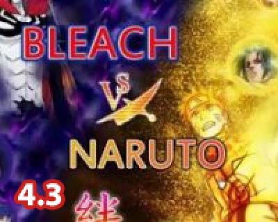 Bleach vs Naruto 4.3