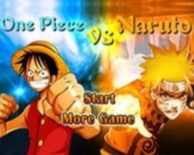 One Piece VS Naruto 4.0