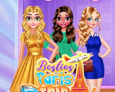 Besties Paris Trip