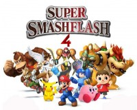 Super Smash Flash 4